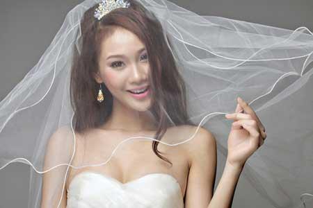 các bước trang điểm cô dâu