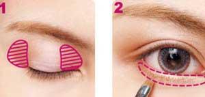 hướng dẫn trang điểm mắt
