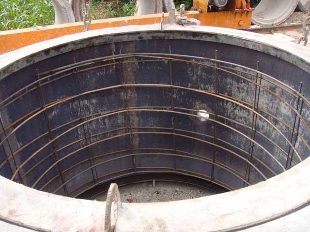 Công nghệ sản xuất ống cống bê tông ly tâm