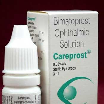 Thuốc dưỡng mi Careprost