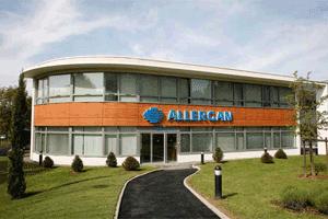 Trụ sợ tập đoàn Allergan tại Ai-Len