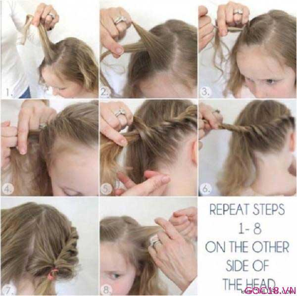 Cách trang điểm cho trẻ em