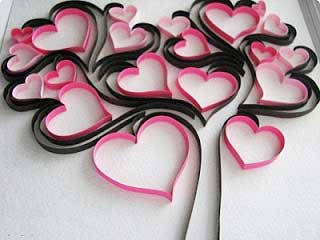 Quà Valentine handmade