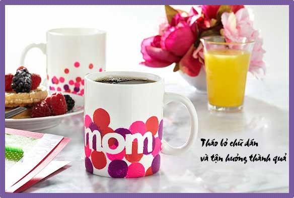 Làm quà tặng mẹ 8-3