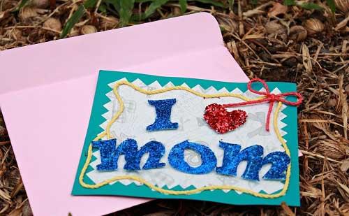 Quà handmade tặng mẹ ngày 8-3