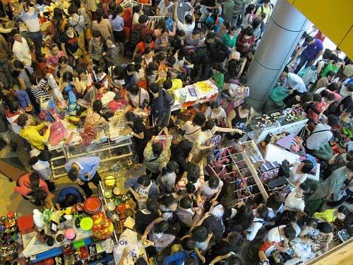 Địa chỉ mua quà noel ở Hà Nội