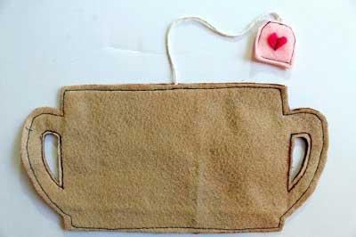 Làm quà noel handmade đơn giản