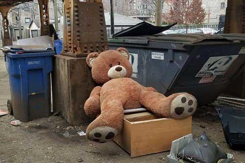 Gấu bông tặng sinh nhật bạn gái