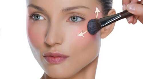 Cách trang điểm làm thon gọn khuôn mặt