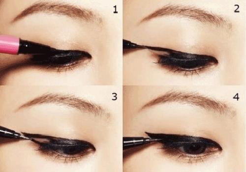Bí quyết trang điểm cho mắt một mí