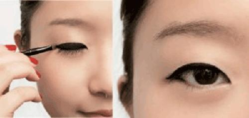 Các bước trang điểm mắt tự nhiên