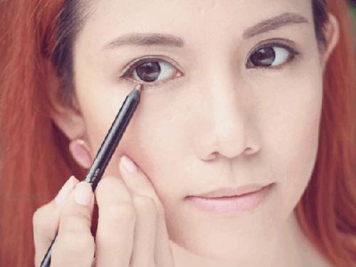 Cách trang điểm cho mắt nhỏ