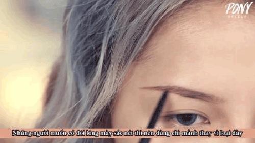 Hướng dẫn trang điểm mắt khói