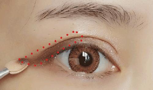 Những cách trang điểm mắt đẹp