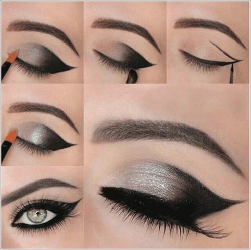 Trang điểm mắt ấn tượng