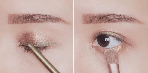 Trang điểm mắt xếch