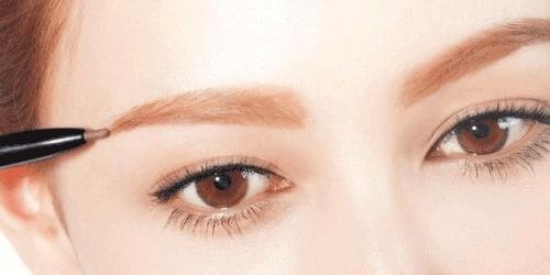 Cách trang điểm cho mắt bé
