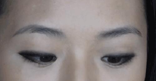 Cách trang điểm cho mắt hai mí lót