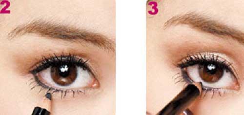 Cách trang điểm để có đôi mắt đẹp