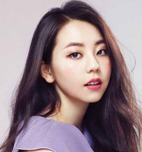 Trang điểm mắt 1 mí Hàn Quốc