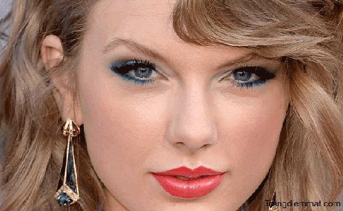 Trang điểm mắt 2014