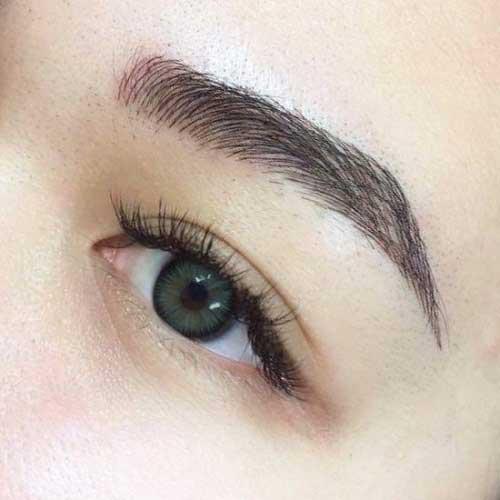 Cách trang điểm mắt cho người lớn tuổi