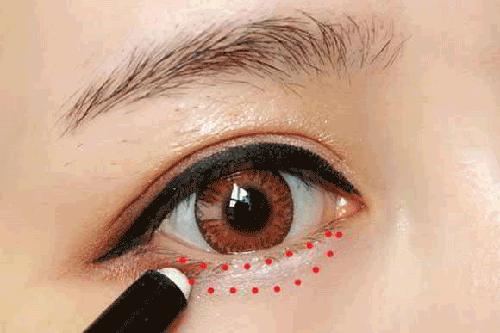 Cách trang điểm mắt hút hồn
