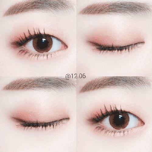 Cách trang điểm mắt kute