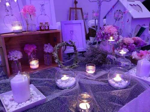 Cách trang điểm phòng cưới