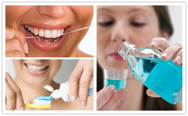 phương pháp điều trị hôi miệng khi bọc răng sứ